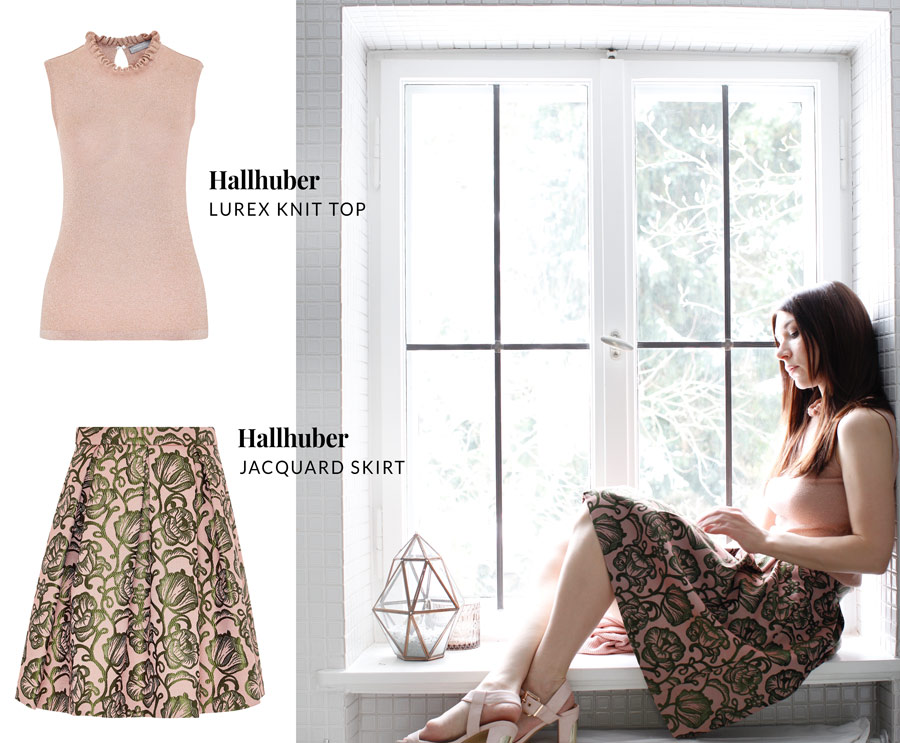 hallhuber shop the look