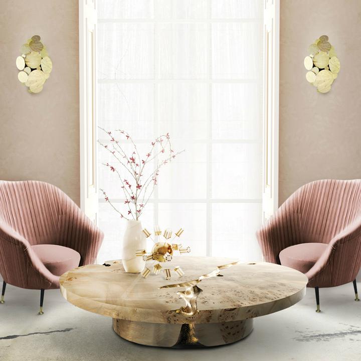 wohnzimmer ideen symmetrie