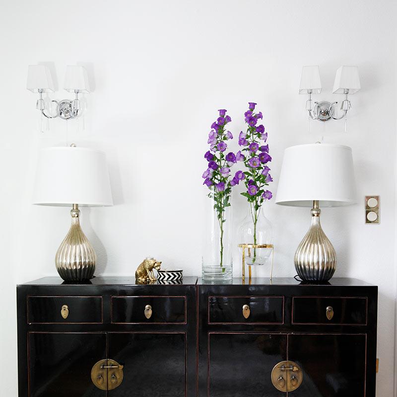 sideboard glamour vase Ladina nordstjerne