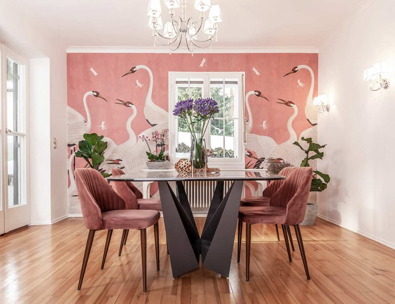 <em>Wallpaper Trend:</em><br>The Gucci Decor Makeover