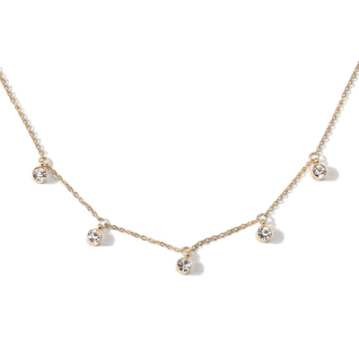 Halskette rosegold Blushh Jewelry