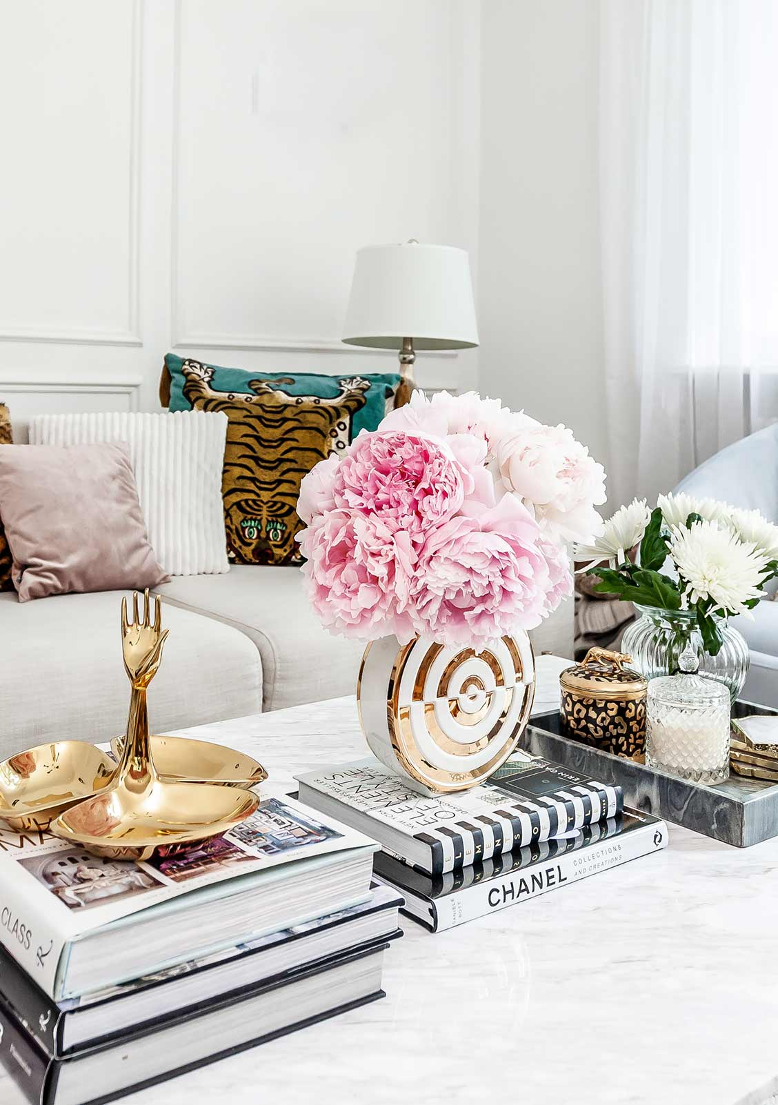 How To Style A Coffee Table Editionnoire