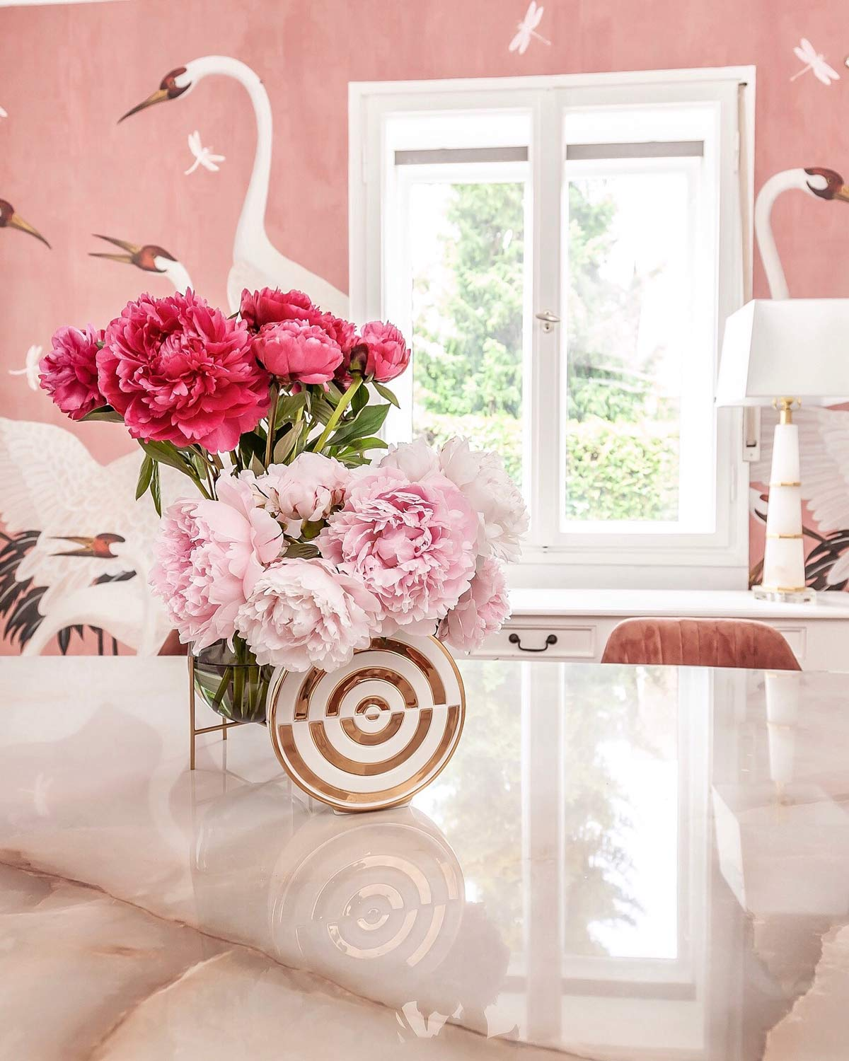 peonies home decor jonathan adler