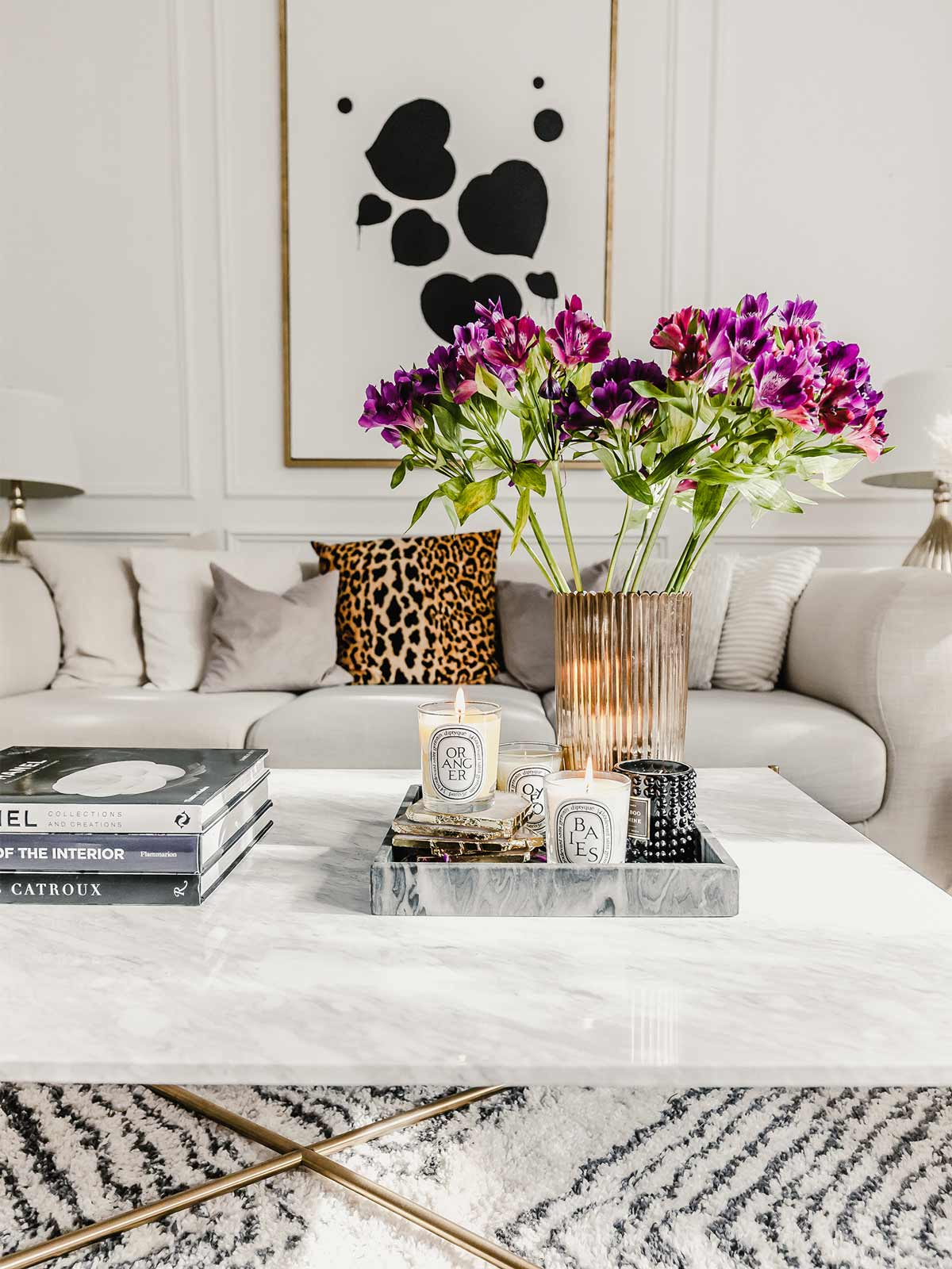 Diptyque Candles Fall Home Decor