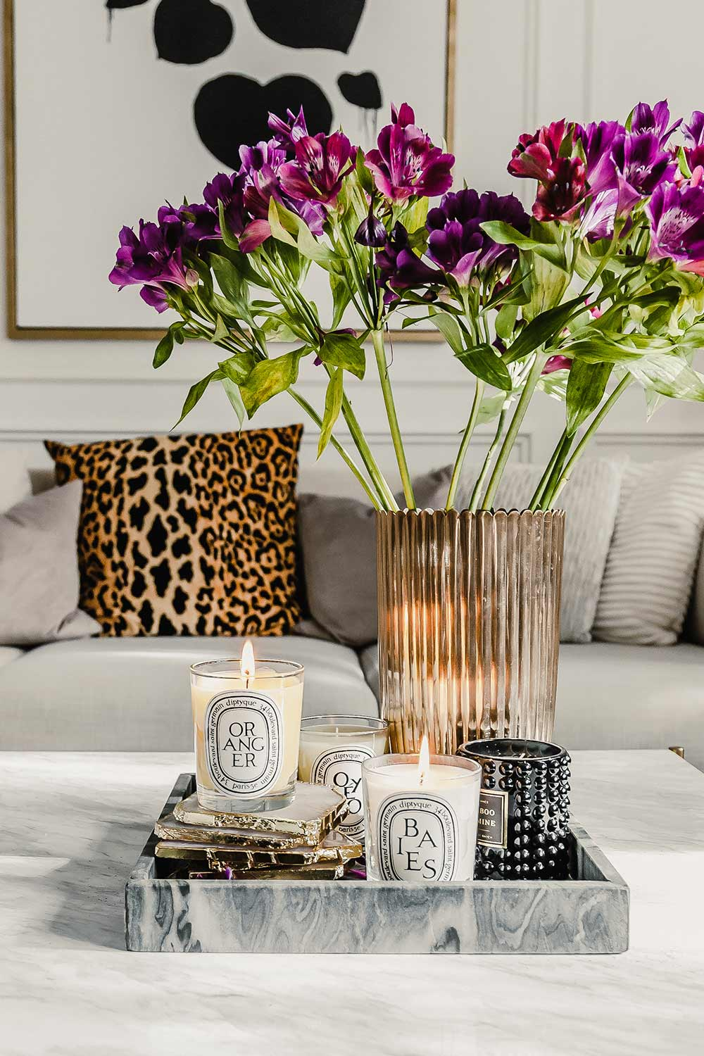 Diptique Candles Fall Home Decor